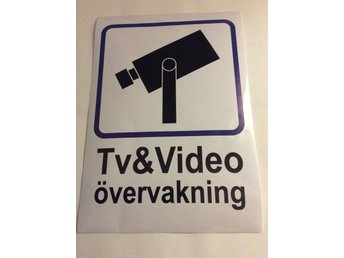 Tv & Video decal