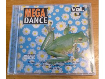 Mega Dance Vol 8 (1996)