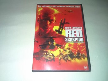 Red Scorpion (Dolph Lundgren)