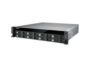 Qnap 8-Bay TurboNAS, quad-core Celeron 2.0GHz,  4GB DDR3L RAM, HDMI