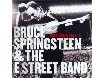 "10"" Bruce Springsteen  Wrecking ball"
