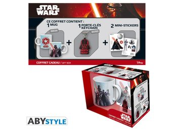 Gift Set - Mugg (320ml) , nyckelring, mm - Star Wars - Vader
