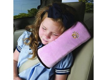 Belt Pillow -Rosa