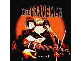 GRAVEMEN, THEE - MY WITCH (LTD ORANGE VINYL) - 7""