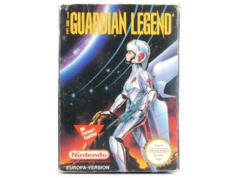 The Guardian Legend - Nintendo NES - PAL (EU)