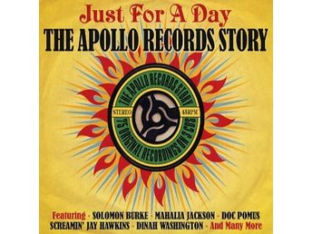 Just For A Day / Apollo Records Story (Digi) (3 CD)