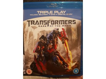 Blu-ray Transformers - Dark Of The Moon