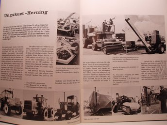 Ä.Tidskrift Traktor Journalen nr 9/1977. Herning-Taarup- mm