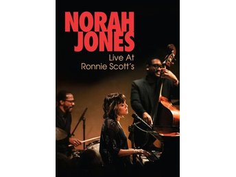 Jones Norah: Live at Ronnie Scott's 2017 (DVD)