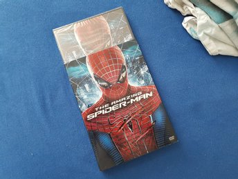 The Amazing Spider-man DVD *INPLASTAD*
