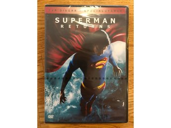 DVD - Superman Returns
