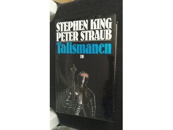 STEPHEN KING (PETER STRAUB) - TALISMANEN (fri frakt)