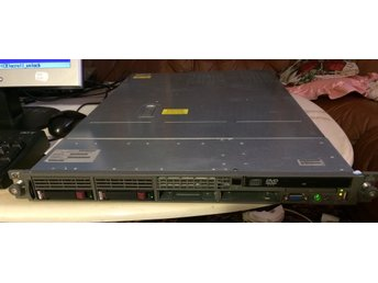 Server HP DL360 G5, 4 Gb, Intel® Xeon® 5120 @ 1.86 GHz, 2 x 72 Gb HD