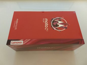 Motorola Moto Z2 Play, White/Gold, 64 GB, Back Cover, M.Mod ( New & Sealed )