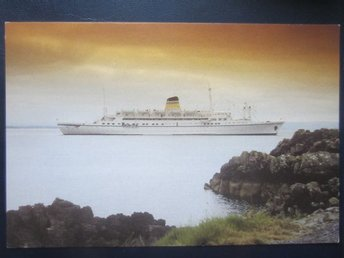 m/s FUNCHAL 1961 HELSINGÖR CLASSIC INTERNATIONAL CRUISES FRITIDSKRYSS