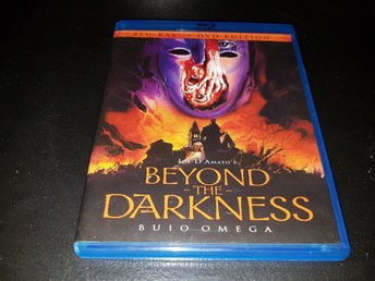 Beyond The Darkness - Buio Omega (Joe D'Amato) Oklippt (Shriek Show) Regionsfri