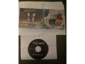Vulcano - Anthropophagy + Devil On My Roof (Cd)