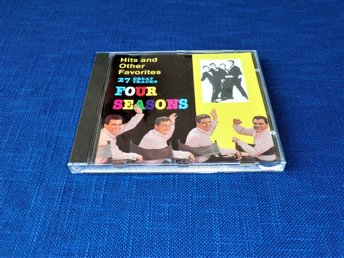 "THE FOUR SEASONS: CD  ""HITS AND OTHER FAVORITES"""