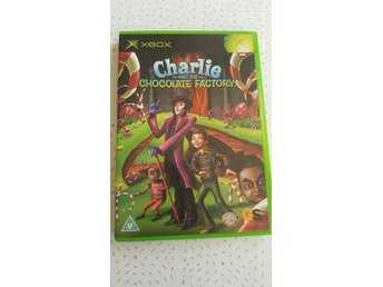Charlie and the chocolate factory xbox rare beg skick