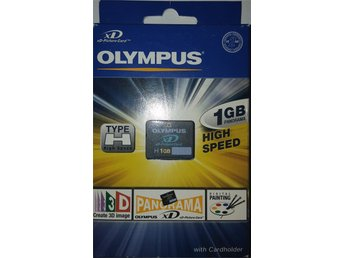 Olympus 1GB xD-Picture Card Card