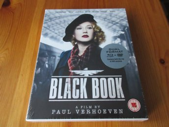 Black Book (Paul Verhoeven) (101 Films, Black Label #004) (Blu-ray) (INPLASTAD)
