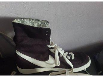 Fina begagnade Nike skor ,40, Bruna bud 100kr :) (346826162