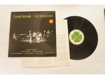 ** Cornelis Vreeswijk ‎/Jazz Incorporated – S/T **