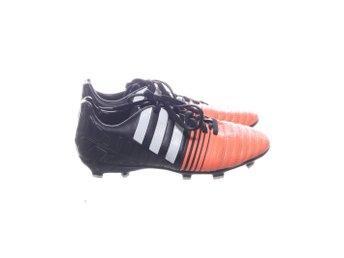 Adidas, Fotbollsskor, Strl: 36, SvartOrange (364977188) ᐈ