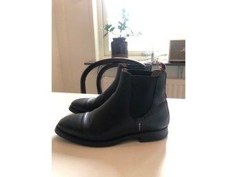 gant skor storlek