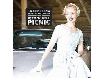 Sweet Jeena and her Sweethearts - Rock 'n' Roll Picnic - LP NY - FRI FRAKT
