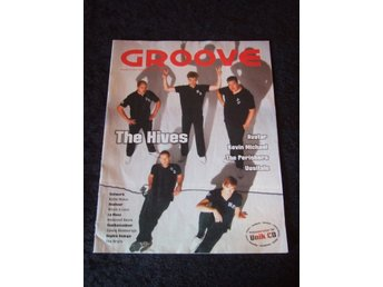 Groove Magazine / Nr 8, 2007 / The Hives, Avatar, Soilwork