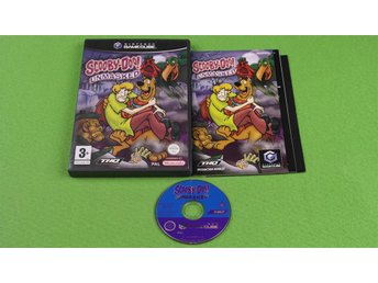 Scooby Doo Unmasked KOMPLETT GameCube Game Cube