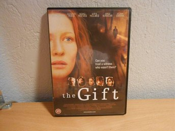 The GIFT. Keanu Reeves, Cate Blanchett, Katie Holmes.
