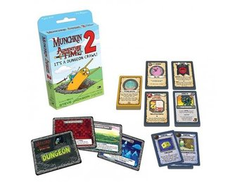 Munchkin Adventure Time 2 - It's a Dungeon