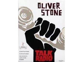 TALK RADIO - OLIVER STONE (NY,INPLASTAD,HARDBOX) - Lidingö - TALK RADIO - OLIVER STONE (NY,INPLASTAD,HARDBOX) - Lidingö