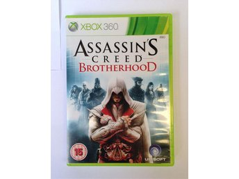 Assassin's Creed: Brotherhood till Xbox 360 - komplett