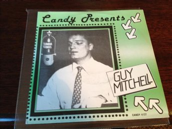 "Guy Mitchell - Candy Presents /Rock-a-billy + 3 - 7"" EP"