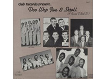 Doo wop jive & Stroll (A record to rock to) vol 7