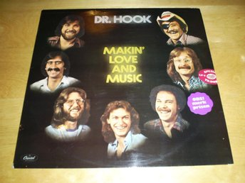 Dr Hook - Makin Love And Music 1977
