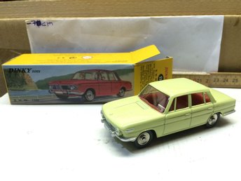 BMW 1500 no 534 Dinky Toys atlas collection ej varit uppackade