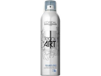 Loreal Tecni Art Fix Anti-Frizz 75ml