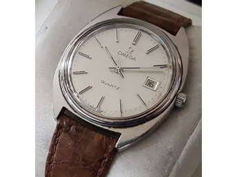 OMEGA quartz 1960 /  caliber -1370 01.24 fungerar bra  DM:36mm