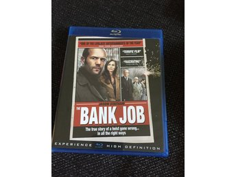 The Bank job - Svensk text- Bluray - Luleå - The Bank job - Svensk text- Bluray - Luleå