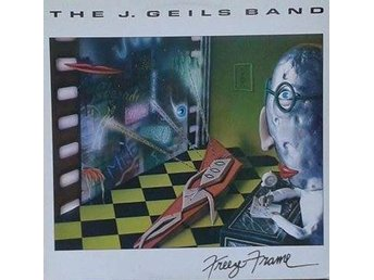 The J. Geils Band title* Freeze-Frame* Pop Rock EU LP