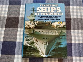 Fighting ships of the world, Hardcover, 353s + Bonus!
