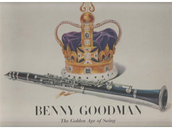 BENNY GOODMAN The Golden Age of Swing Album 5 LP 6703