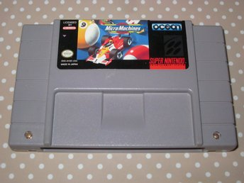 Micro Machines USA till Super Nintendo SNES