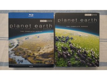 Planet Earth - The Complete Series 5 skivor blu-ray