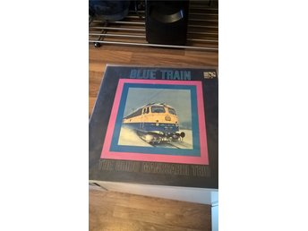 Blue Train The Guido Manusardi Trio Swelp 57 Köp Nu  700 kr