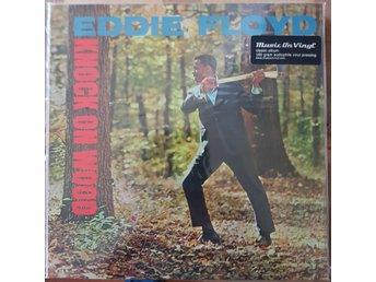 "Eddie Floyd ""Knock on wood"" LP"